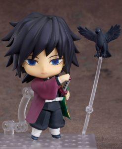 Kimetsu no Yaiba: Demon Slayer Nendoroid Action Figure Giyu Tomioka 10 cm
