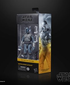 Star Wars The Clone Wars Black Series Action Figure 2020 Mandolorian Loyalist 15 cm