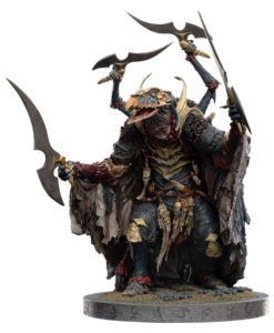 The Dark Crystal: Age of Resistance Statue 1/6 SkekTek The Hunter Skeksis 40 cm