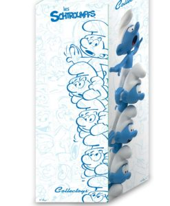 The Smurfs Collector Collection Statue The column of the Smurfs 50 cm