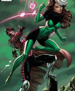 Marvel Art Print Uncanny X-Men: Rogue & Gambit 46 x 61 cm - unframed