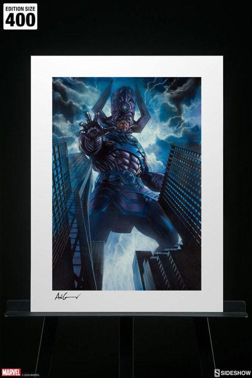 Marvel Art Print Galactus 46 x 61 cm – unframed
