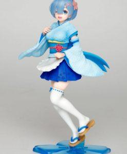 Re:Zero PVC Statue Rem Kimono Maid Ver. 23 cm