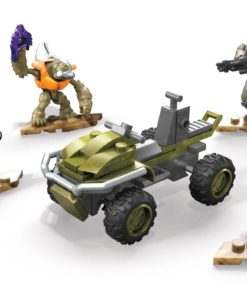 Halo Infinite Mega Construx Pro Builders Construction Set Recon Getaway