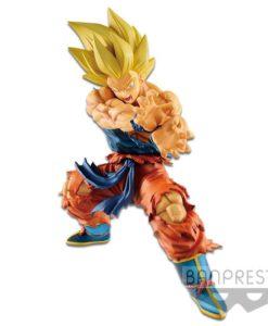 Dragonball Legends Collab Figure Kamehameha Son Goku 17 cm