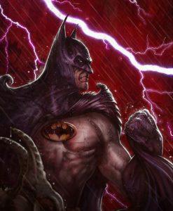 DC Comics Art Print Batman: World's Greatest Detective 46 x 61 cm - unframed