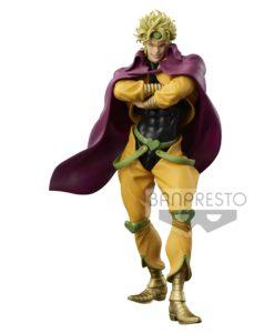 Jojo's Bizarre Adventure Grandista PVC Statue Dio 27 cm