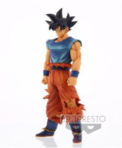 Dragon Ball Super Grandista nero PVC Statue Son Goku 28 cm