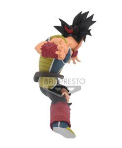 Dragon Ball Super Drawn By Toyotaro PVC Statue Father- Son Kamehameha Bardock 13 cm