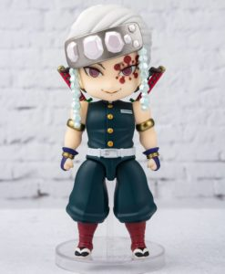 Demon Slayer: Kimetsu no Yaiba Figuarts mini Action Figure Uzui Tengen 10 cm