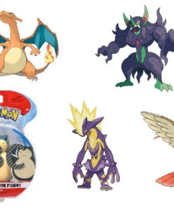 Pokémon Battle Feature Action Figures 11 cm Wave 7 Assortment (4)