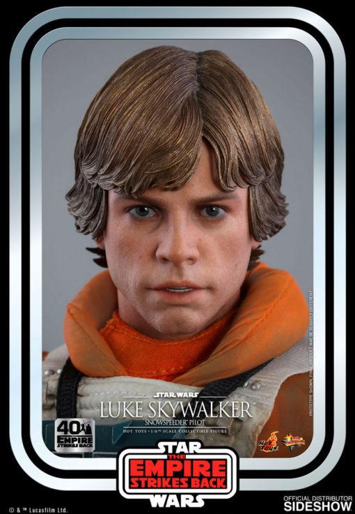 Star Wars Episode V Movie Masterpiece Action Figure 1/6 Luke Skywalker (Snowspeeder Pilot) 28 cm