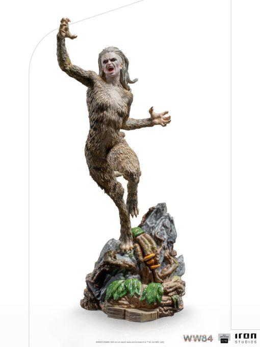 Wonder Woman 1984 BDS Art Scale Statue 1/10 Cheetah 23 cm