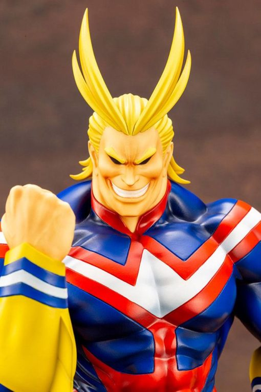 My Hero Academia ARTFXJ Statue 1/8 All Might Standard Edition 34 cm