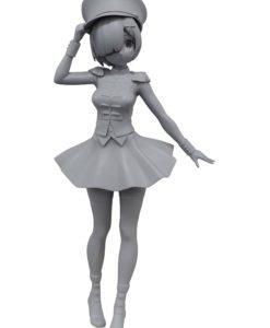 Re:ZERO SSS PVC Statue Fairy Tale Rem The Nutcracker 21 cm
