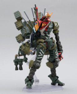 Evangelion Evolution Action Figure Revoltech Evangelion Production Model New 02 20 cm
