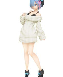 Re:Zero Precious PVC Statue Rem Knit Dress Ver. Renewal 23 cm