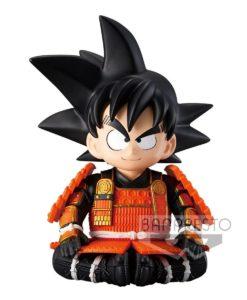 Dragonball Z PVC Statue Kid Goku Japanese Armor & Helmet Ver. A 12 cm