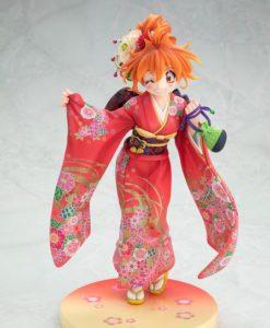 Slayers PVC Statue 1/7 Lina Inverse Kimono Ver. 25 cm