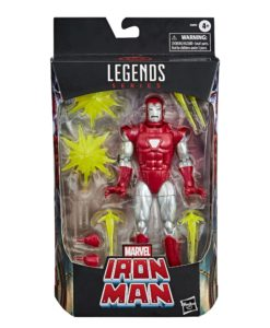 Marvel Legends Series Action Figure 2020 Iron Man Silver Centurion 15 cm