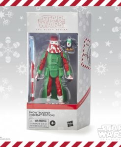 Star Wars Black Series Action Figure 2020 Snowtrooper (Holiday Edition) 15 cm