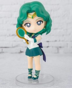 Sailor Moon Eternal Figuarts mini Action Figure Super Sailor Neptune (Eternal Edition) 9 cm
