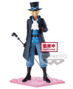 One Piece magazine PVC Statue Sabo Special Episode Luff Vol. 3 19 cm