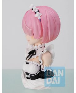 Re:Zero Ichibansho PVC Statue Ram (Rejoice That There Are Lady On Each Arm) 21 cm