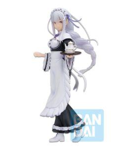 Re:Zero Ichibansho PVC Statue Emilia (Rejoice That There Are Lady On Each Arm) 19 cm
