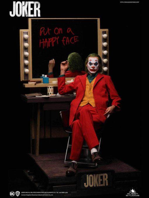 Joker Statue 1/3 Joaquin Phoenix Joker Deluxe Edition 52 cm
