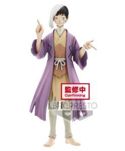 Dr. Stone PVC Statue Stone World Gen Asagiri 18 cm