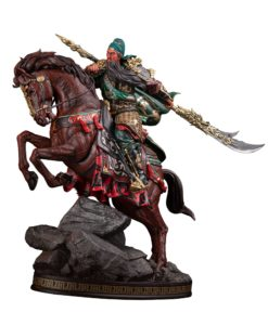 Three Kingdoms Generals Series Statue 1/7 Guan Yu Saint of War 40 cm
