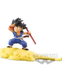 Dragonball Kintoun Figure Son Goku on Flying Nimbus Special Color Ver. 13 cm