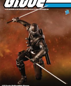 G.I. Joe Action Figure 1/6 Snake Eyes 30 cm