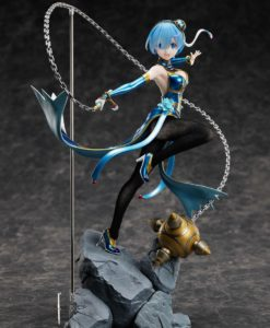 Re:ZERO -Starting Life in Another World- PVC Statue 1/7 Rem China Dress Ver. 30 cm