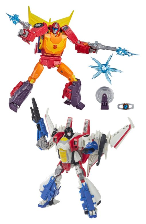Transformers Studio Series Voyager Class Action Figures 2021 Wave 2 Assortment (3)