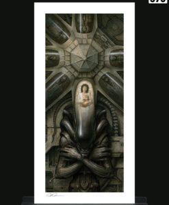 Alien Art Print Priority One 46 x 91 cm - unframed