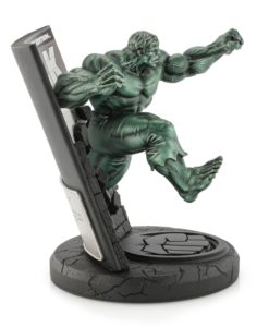 Marvel Pewter Collectible Statue Hulk Green Finish Limited Edition 22 cm