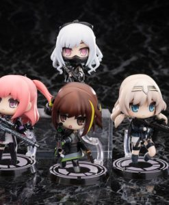 Girls' Frontline Minicraft Series Action Figures Disobedience Team 11 cm