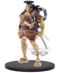 One Piece DXF Grandline Men PVC Statue Kozuki Oden (Wano Kuni) 17 cm