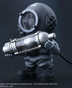Godzilla (1954) Defo-Real Series PVC Statue Dr. Serizawa Black and White Ver. 13 cm