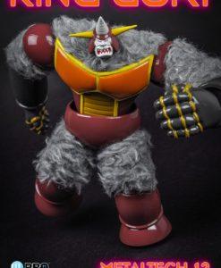 UFO Robot Grendizer Diecast Action Figure Metaltech 12 King Gori 18 cm