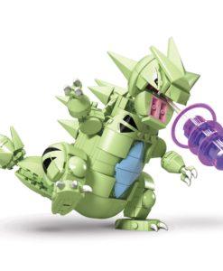Pokémon Mega Construx Wonder Builders Construction Set Tyranitar 15 cm