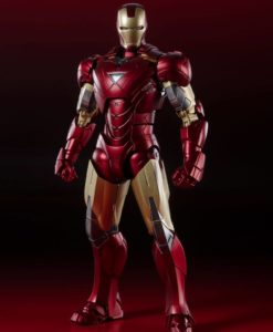 Avengers S.H. Figuarts Action Figure Iron Man Mark 6 (Battle of New York Edition) 15 cm