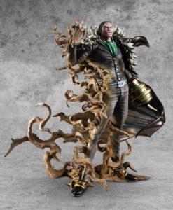 One Piece Excellent Model P.O.P MAS Maximum PVC Statue Sir Crocodile 26 cm